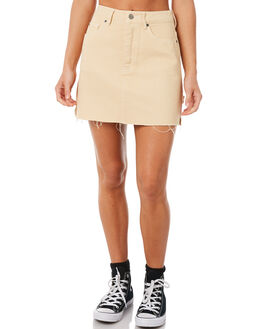 CLAY WOMENS CLOTHING RVCA SKIRTS - R281833C98
