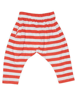 RED WHITE KIDS BABY BILLY KIDS CLOTHING - DP008REHWH