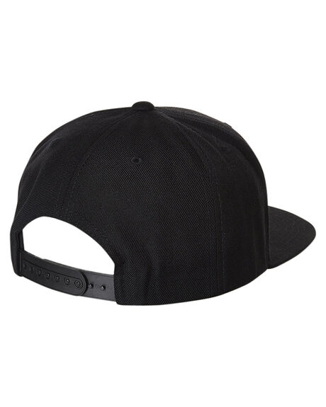 BLACK MENS ACCESSORIES BRIXTON HEADWEAR - 415-00375-0803BLK