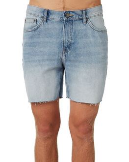 CRUISE BLUE MENS CLOTHING CHEAP MONDAY SHORTS - 0505801CRUBL