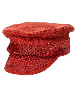 RED CLAY WOMENS ACCESSORIES BRIXTON HEADWEAR - 00713RDCLY