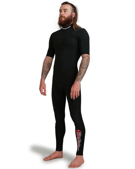BLACK BOARDSPORTS SURF QUIKSILVER MENS - EQYW303016-KVD0