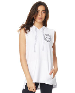 WHITE WOMENS CLOTHING THE UPSIDE ACTIVEWEAR - UPL1358WHT