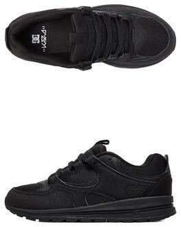 BLACK/BLACK/BLACK KIDS BOYS DC SHOES SNEAKERS - ADBS700078-3BK