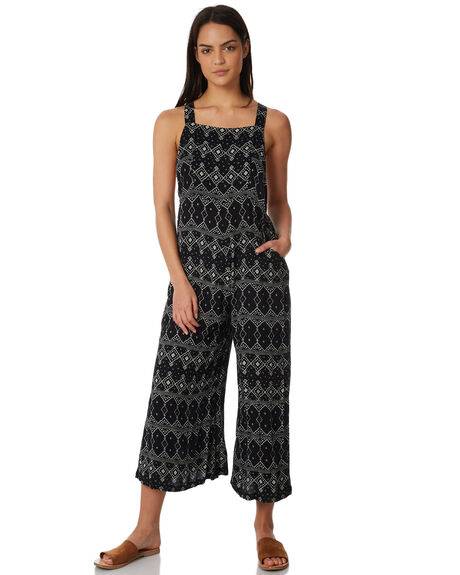 BLACK OUTLET WOMENS RIP CURL PLAYSUITS + OVERALLS - GDRGU10090
