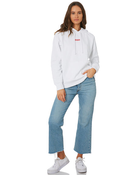 WHITE WOMENS CLOTHING LEVI'S JUMPERS - 35946-00630063