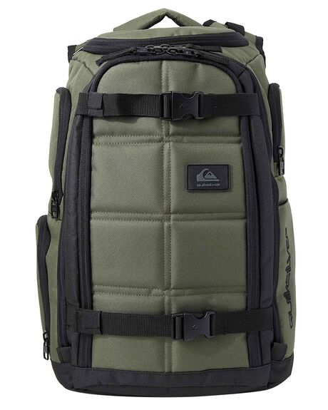 THYME MENS ACCESSORIES QUIKSILVER BAGS + BACKPACKS - AQYBP03116-CQY0