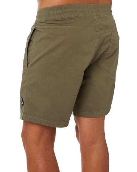 ARMY COMBO MENS CLOTHING VOLCOM SHORTS - A1001901ARC