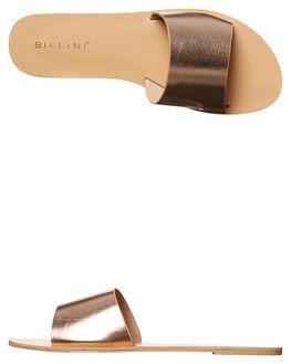 ROSE GOLD WOMENS FOOTWEAR BILLINI FASHION SANDALS - S452RSGLD