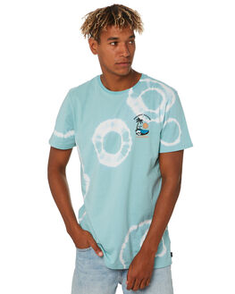 SKY WASH MENS CLOTHING SWELL TEES - S5203018SKYWH