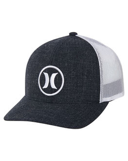 OBSIDIAN MENS ACCESSORIES HURLEY HEADWEAR - AT7645451