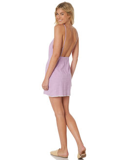 VIOLET WOMENS CLOTHING NUDE LUCY DRESSES - NU23493VIO