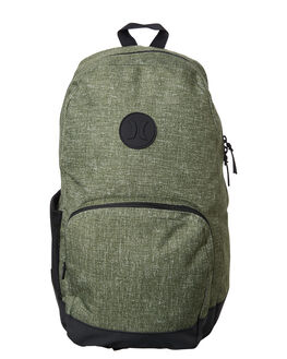 PALM GREEN BLACK MENS ACCESSORIES HURLEY BAGS - ZQ052317