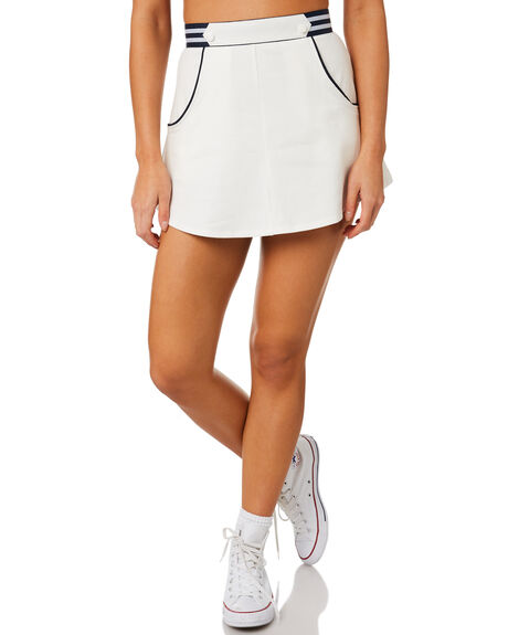 OFF WHITE WOMENS CLOTHING AFENDS SKIRTS - W184900OWHT