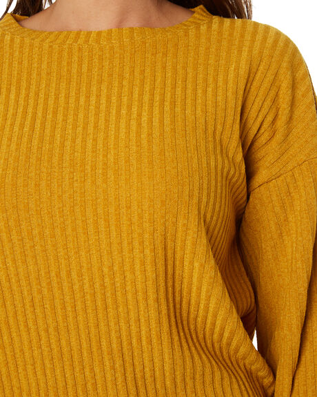 INCA GOLD WOMENS CLOTHING RUSTY KNITS + CARDIGANS - MWL0227ING
