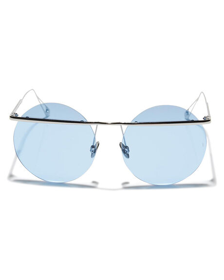 BLUE OUTLET WOMENS SUNDAY SOMEWHERE SUNGLASSES - SUN142-SKY-SUNBLU