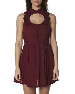 RASBERRY WOMENS CLOTHING JORGE DRESSES - 8313120RAS