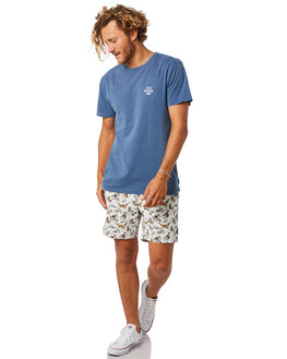 BLANC MENS CLOTHING THE CRITICAL SLIDE SOCIETY BOARDSHORTS - BS1838BLAN