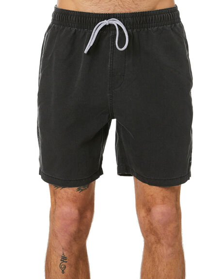 BLACK MENS CLOTHING RIP CURL BOARDSHORTS - CBOCY90090