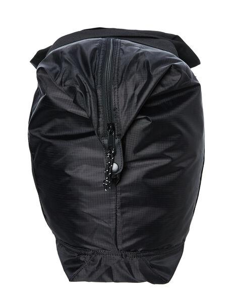 BLACK OUTLET MENS OBEY BAGS + BACKPACKS - 100010124BLK