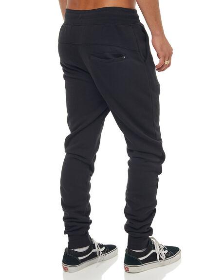 BLACK MENS CLOTHING HURLEY PANTS - AMPTBCBP00A