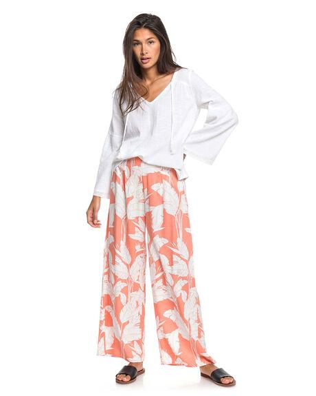 SNOW WHITE WOMENS CLOTHING ROXY FASHION TOPS - ERJWT03379-WBK0
