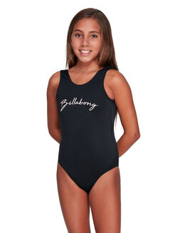 BLACK KIDS GIRLS BILLABONG SWIMWEAR - BB-5592551-BLK