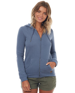 CHINA BLUE WOMENS CLOTHING ROXY JUMPERS - ERJFT03599BND0
