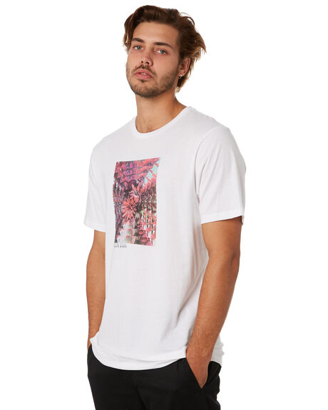 WHITE MENS CLOTHING VOLCOM TEES - A5212060WHT