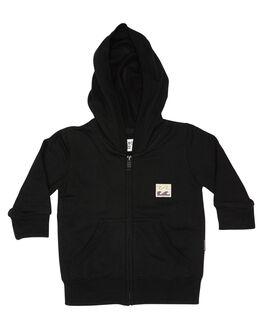 BLACK KIDS BOYS BILLABONG JUMPERS + JACKETS - 7595602BLK