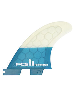 TEAL SURF HARDWARE FCS FINS - FPER-PC02-TS-RTEL