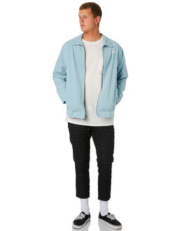 STONE BLUE MENS CLOTHING BANKS JACKETS - WJT0052STB