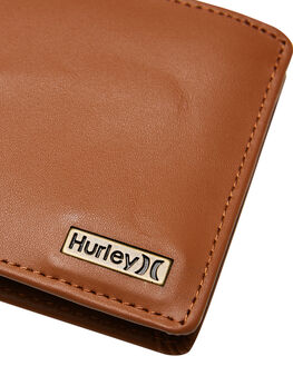 BRITISH TAN MENS ACCESSORIES HURLEY WALLETS - HU0075212