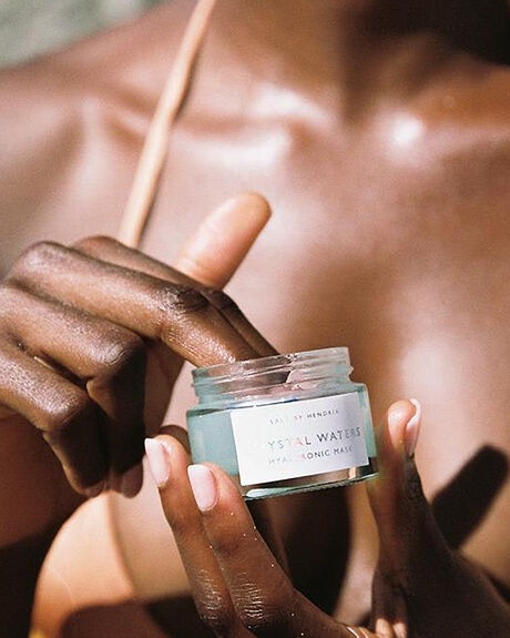 BLUE HOME + BODY BODY SALT BY HENDRIX SKINCARE - SBC1069
