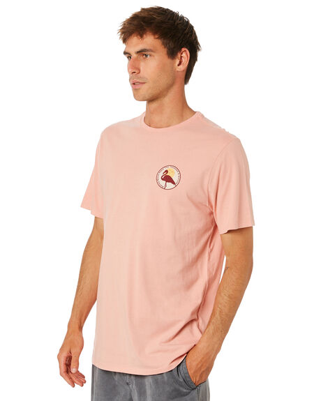 CORAL DUST MENS CLOTHING SWELL TEES - S5212002CLDST