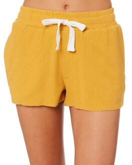GOLDEN GLOW WOMENS CLOTHING NUDE LUCY SHORTS - NU23399GLOW