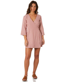 RAD WOMENS CLOTHING VOLCOM DRESSES - B13318S1RAD