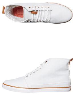 WHITE WOMENS FOOTWEAR REEF HI TOPS - 8316WHT