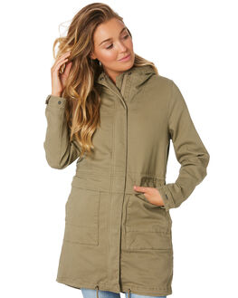 PRAIRIE WOMENS CLOTHING RUSTY JACKETS - JKL0372PRA