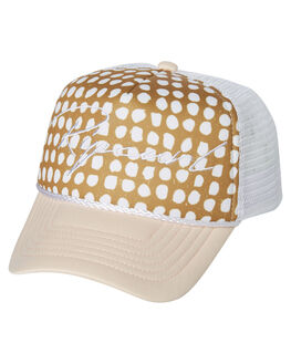 LIGHT PEACH KIDS GIRLS RIP CURL HEADWEAR - FCABG19724