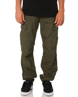 CYPRESS MENS CLOTHING CARHARTT PANTS - I015875-63CYP