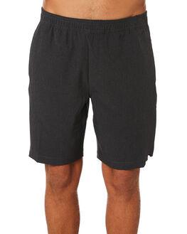 CHARCOAL GREY MENS CLOTHING RIP CURL SHORTS - CWALS80084