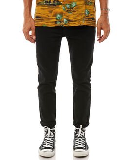 BLACK MENS CLOTHING INSIGHT JEANS - 5000000922BLK
