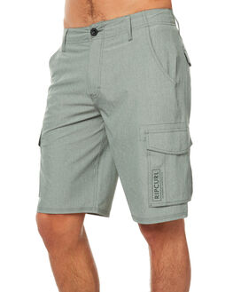 MID GREEN MENS CLOTHING RIP CURL SHORTS - CWAII19436