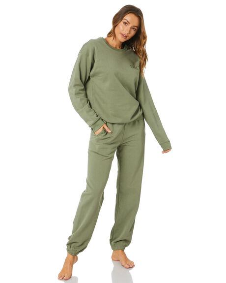 KHAKI WOMENS CLOTHING SNDYS PANTS - SEP023KHK