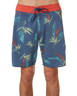 SMOKEY BLUE MENS CLOTHING VOLCOM BOARDSHORTS - A0841900SMB