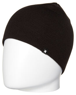 BLACK MENS ACCESSORIES HURLEY HEADWEAR - MBN000052000A