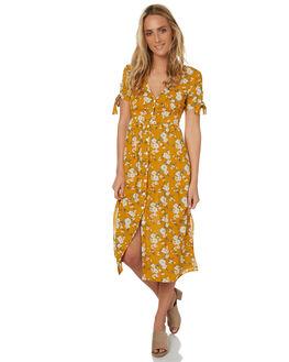 MUST FLORAL WOMENS CLOTHING REVERSE DRESSES - 34642-2MSTFL