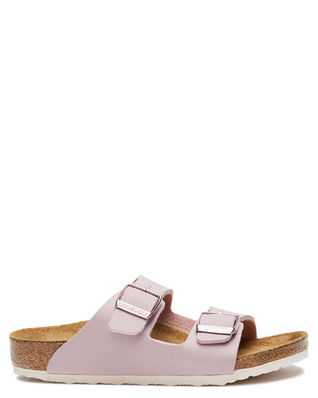 MAUVE KIDS GIRLS BIRKENSTOCK THONGS - 1017348MAUVE