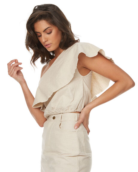 NATURAL OUTLET WOMENS ZULU AND ZEPHYR FASHION TOPS - ZZ1731NATU